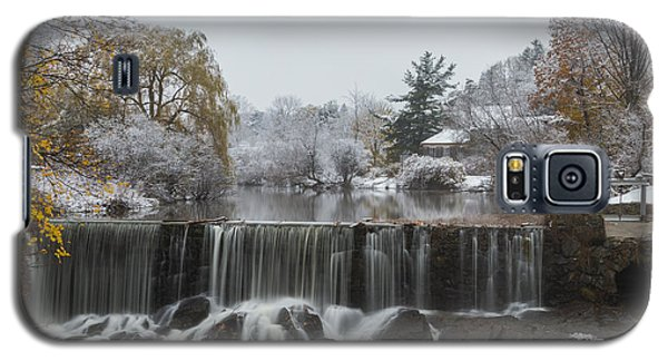 Stroudwater Falls Portland Maine Galaxy S5 Case