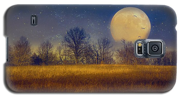 Struck By The Moon Galaxy S5 Case