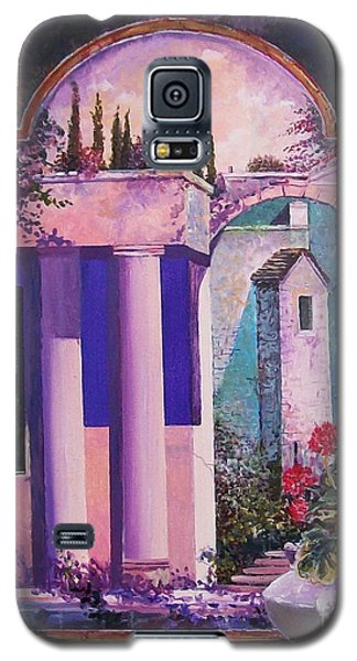 Structures With Emotional Dimensions Galaxy S5 Case