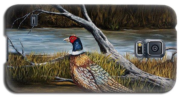 Strutting Pheasant Galaxy S5 Case