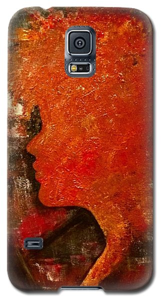 Classic Galaxy S5 Case - Stuck In Shadows by Artist RiA