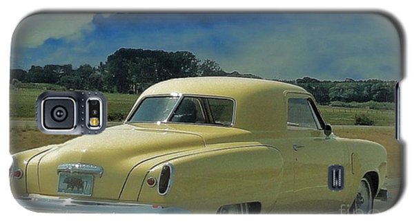 Studebaker Starlight Coupe Galaxy S5 Case by Janette Boyd