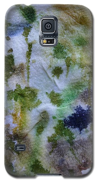 Galaxy S5 Case featuring the painting Studio Abstract by Joel Deutsch