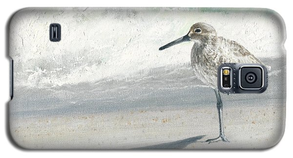 Study Of A Sandpiper Galaxy S5 Case by Rob Dreyer