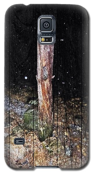 Stumped Galaxy S5 Case by Andy Heavens