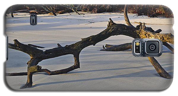 Stumps On The Beach 1.7 Galaxy S5 Case