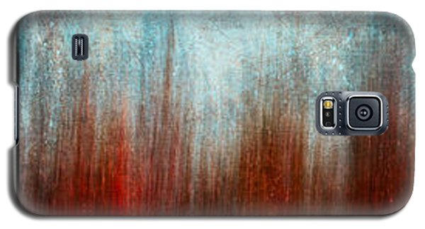 Stylized Beach Grasses Galaxy S5 Case