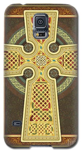 Stylized Celtic Cross Galaxy S5 Case