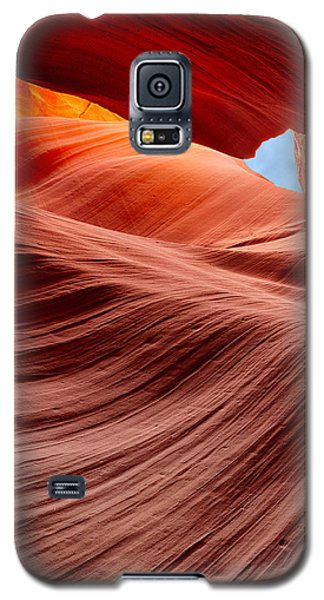 Subterranean Waves Galaxy S5 Case