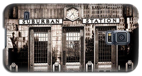 Suburban Station Galaxy S5 Case by Olivier Le Queinec