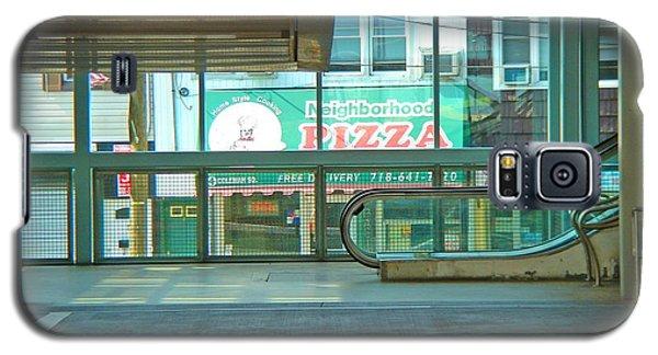 Subway Pizza Galaxy S5 Case