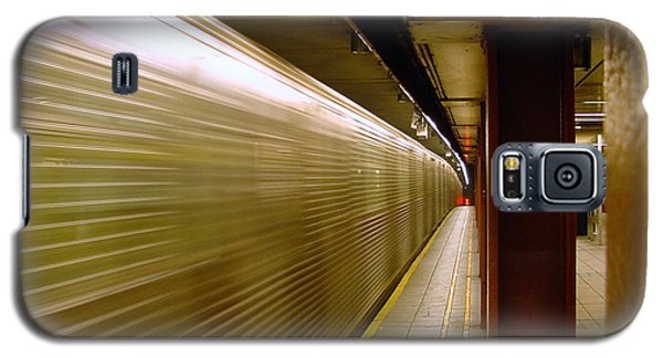 Subway Speed Galaxy S5 Case