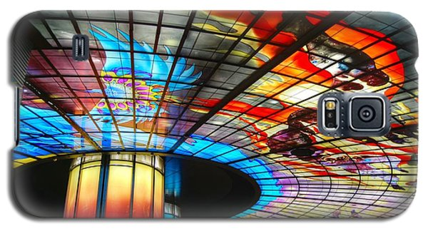 Subway Station Ceiling  Galaxy S5 Case