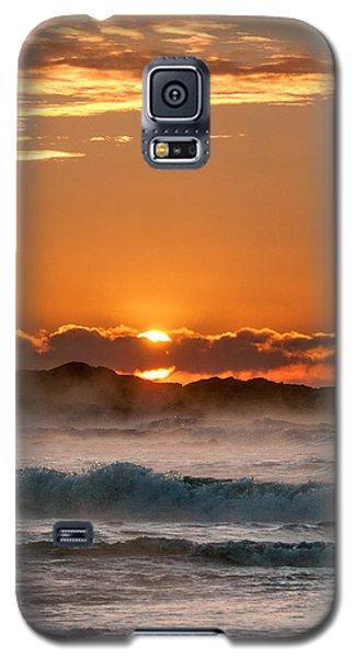 Subzero Sunrise Galaxy S5 Case