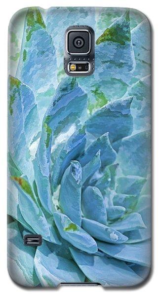 Succulent Swirl Galaxy S5 Case
