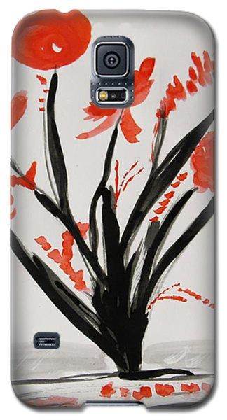 Such A Flower Galaxy S5 Case by Mary Carol Williams