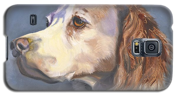 Such A Spaniel Galaxy S5 Case