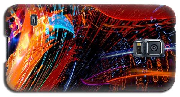 Sudden Celebration Galaxy S5 Case by Margie Chapman