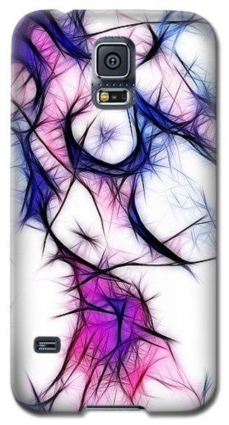 Galaxy S5 Case featuring the digital art Suffering by Selke Boris