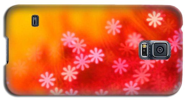 Sugar Magnolia Galaxy S5 Case