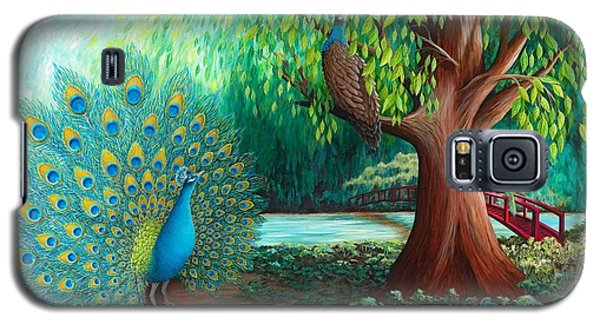 Suitors Galaxy S5 Case by Katherine Young-Beck