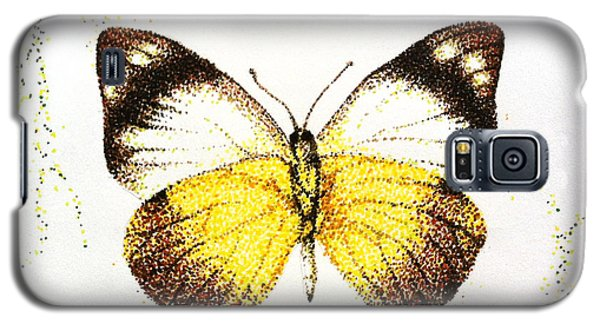 Sulphurs - Butterfly Galaxy S5 Case by Katharina Filus