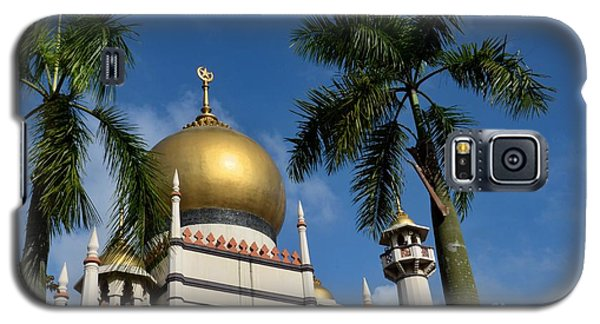 Sultan Masjid Mosque Singapore Galaxy S5 Case