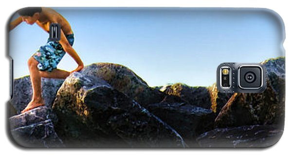 Galaxy S5 Case featuring the photograph Summer Adventure by John Hansen