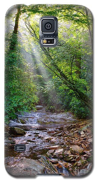 Summer Arrives On The Blue Ridge Parkway I Galaxy S5 Case