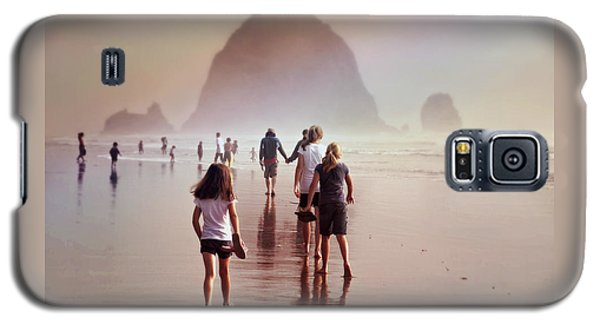 Summer At The Seashore  Galaxy S5 Case