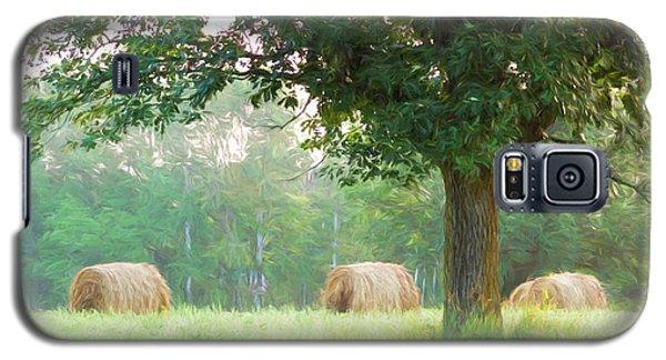 Summer Bales Galaxy S5 Case