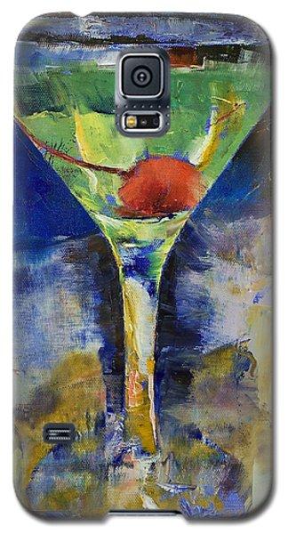Summer Breeze Martini Galaxy S5 Case