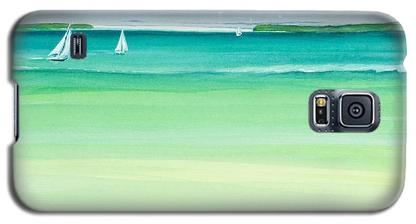 Summer Breeze Galaxy S5 Case