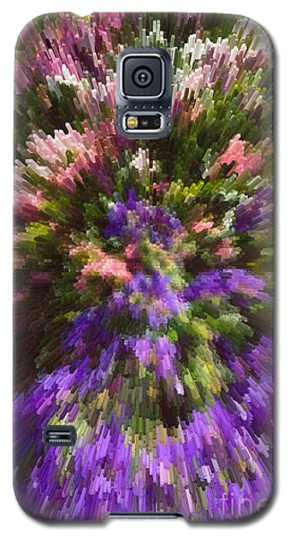 Galaxy S5 Case featuring the photograph Summer Carpet by Liz  Alderdice