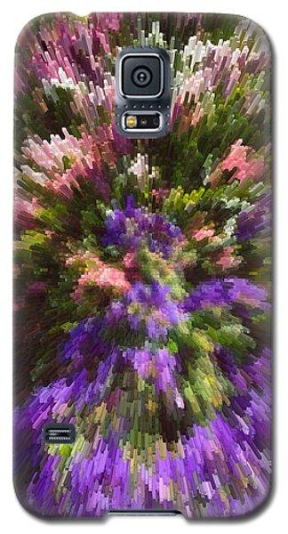 Summer Carpet Galaxy S5 Case