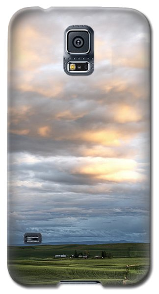 Summer Clouds Galaxy S5 Case