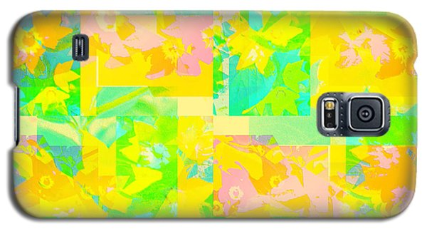 Summer Collage Galaxy S5 Case by Barbara Moignard