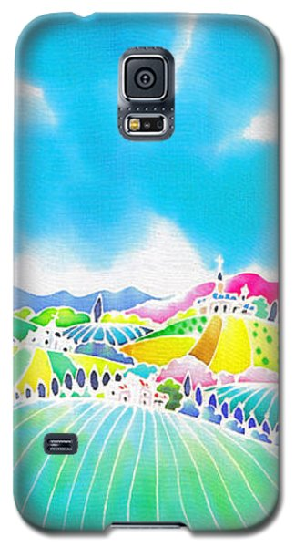 Summer Colors Galaxy S5 Case