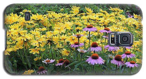 Summer Colors Galaxy S5 Case by Teresa Schomig
