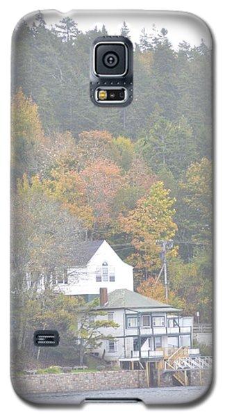 Summer Cottage Galaxy S5 Case