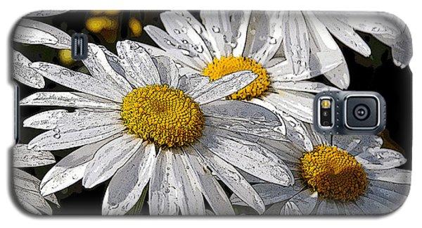 Summer Daisies Galaxy S5 Case