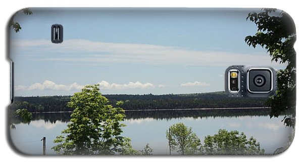 Galaxy S5 Case featuring the photograph Summer Day In Cape Breton by Jesslyn Fraser