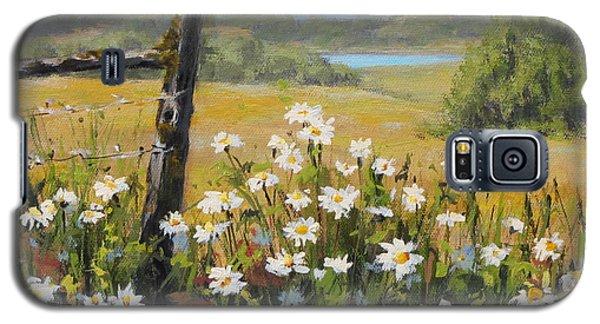 Summer Daydream Galaxy S5 Case by Karen Ilari
