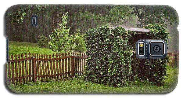 Summer Downpour Galaxy S5 Case
