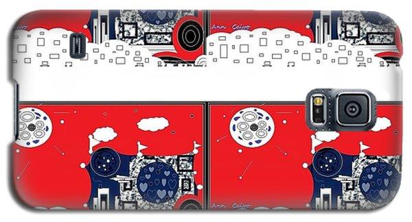 Summer Fun Galaxy S5 Case by Ann Calvo