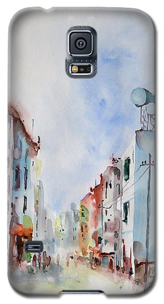 Summer Morning Galaxy S5 Case by Faruk Koksal