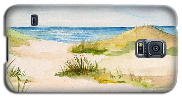 Summer On Cape Cod Galaxy S5 Case