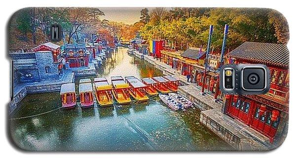 Sunny Galaxy S5 Case - Summer Palace Beijing by Sunny Merindo