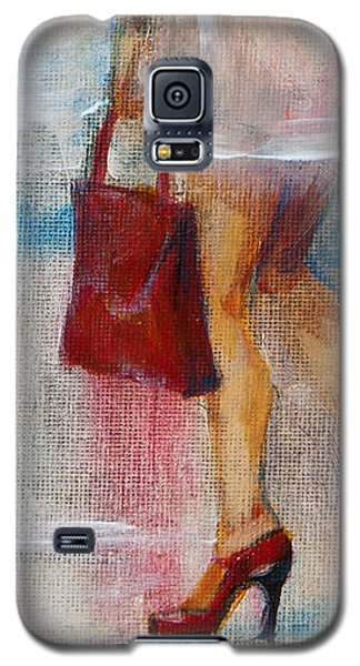 Summer Rain  Galaxy S5 Case by Jani Freimann