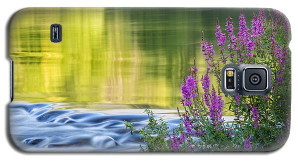 Summer Reflections Galaxy S5 Case